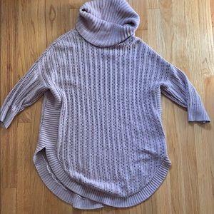 Express oversized sweater sz S